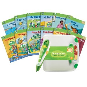 HOT DEAL!! LeapFrog Tag Learn And Love To Read Set 50% off
