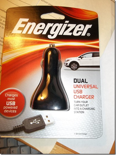Energizer® Universal USB Chargers {Review & Giveaway}