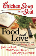 Chicken Soup for the Soul–Food and Love (Book review & Giveaway)