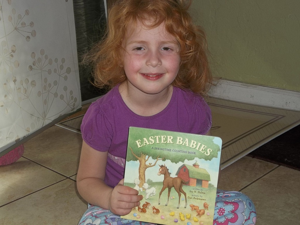 Easter Babies–A Springtime Counting Book {Book Review}