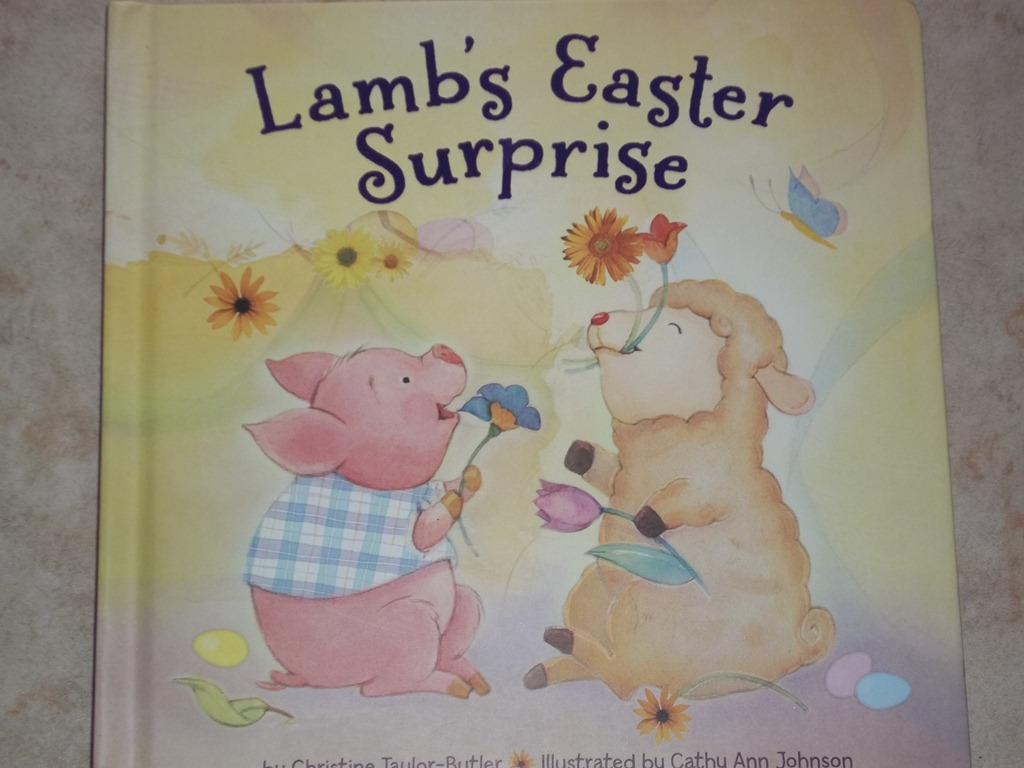 Lamb's Easter Surprise {Book review}