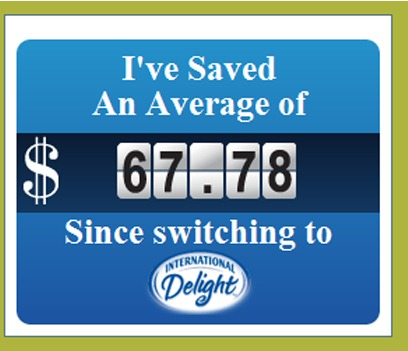 Saving a bundle with International Delight #IcedCoffee and #Cbias