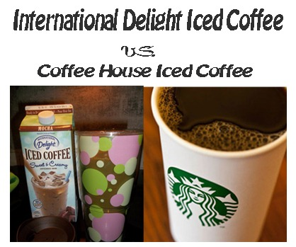 Savings with International Delight #icedcoffee and announcement you don't want to miss #cbias #freecreamer