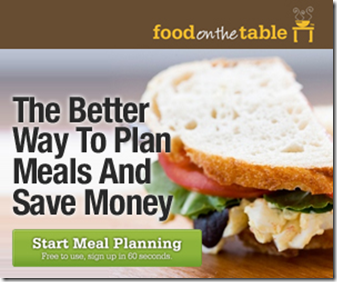 HOT Deal! FREE Meal Planning for Life *HURRY*