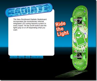 Rockboard Radiate Skateboard {Review & Giveaway $99 Value}
