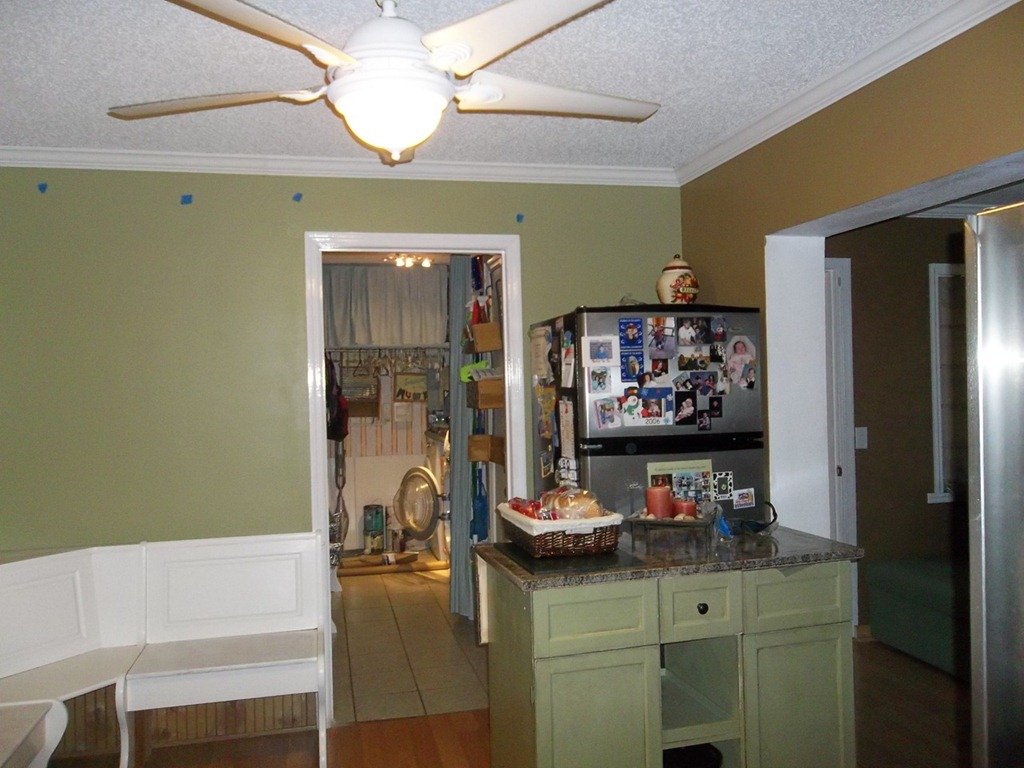 Kitchen Diy Remodel On A Budget 2 Boys 1 Girl One