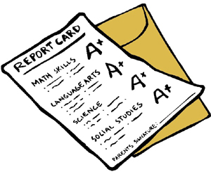 Freebies with good report Cards