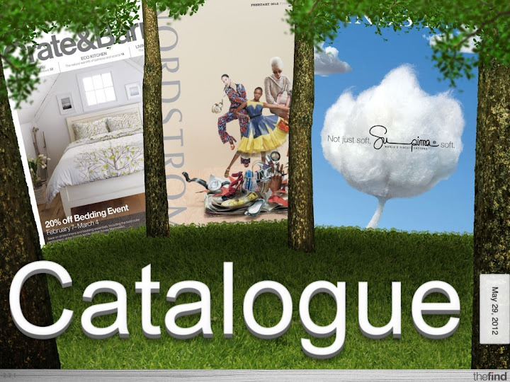 Loving THE FIND Catalogue App–Come check it out