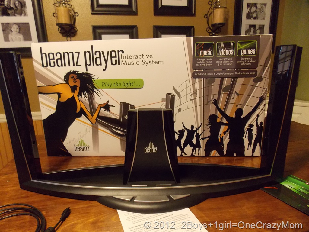 Lots of fun this summer with the Beamz player Interactive Music System #Cbias