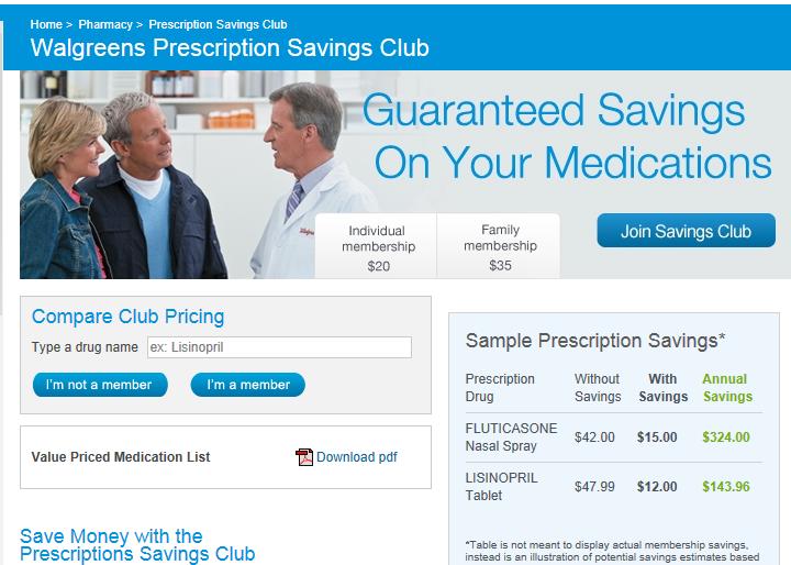 Walgreens Prescription Savings Club covers your Pets #rxsavingsclub #Cbias