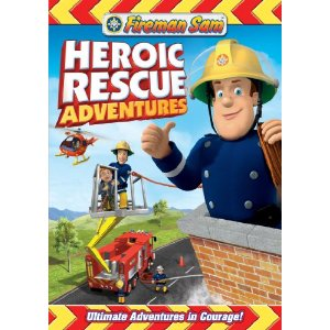 "Fireman Sam ""Heroic Rescue Adventures"" DVD #Giveaway"