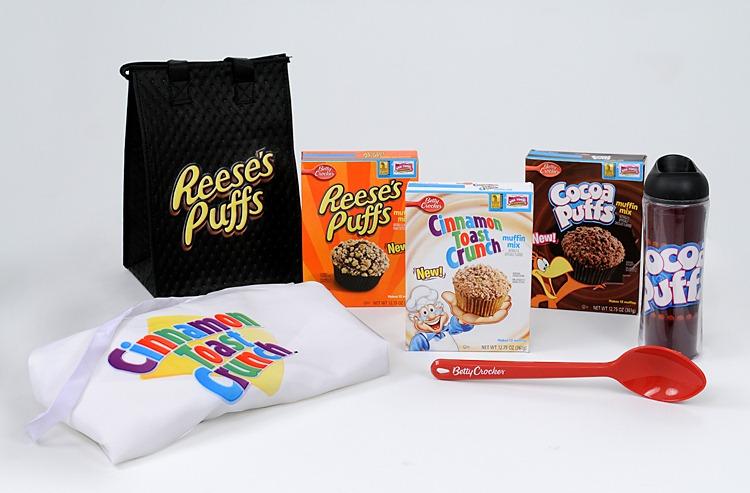 General Mills Cereal turned into Muffins #Giveaway #MyBlogSpark