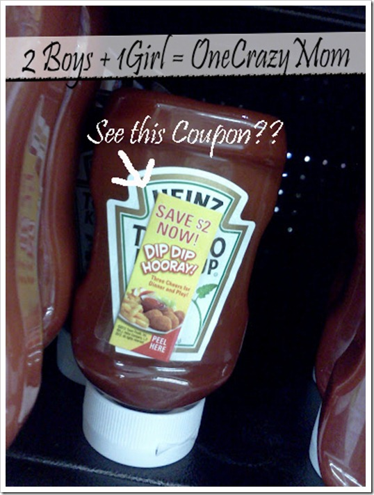 COupon find for the #DipDIpHorray Family Fun day