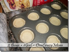 #DipDipHooray Pastry Cups