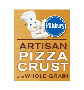 Pillsbury will make Pizza night fun with the new Artisan Pizza Crust whole grains #Giveaway #MyBlogspark