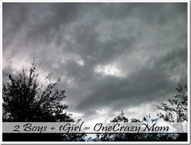 Stormy weather in Florida #DipDipHooray family fun day