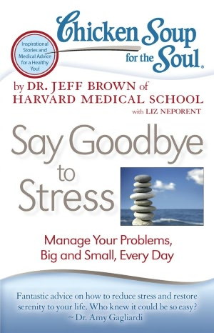 Say Goodbye to Stress #Giveaway