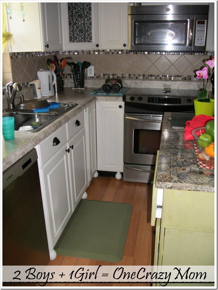 Paula Deen Anti Fatigue Kitchen Mat Review 2 Boys 1