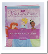 Keep the Magic with Disney Recordable Story Books by Hallmark #Giveaway