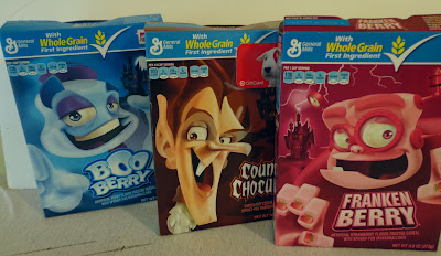 Trick or Treat with General Mills and #MyBlogSpark Giveaway