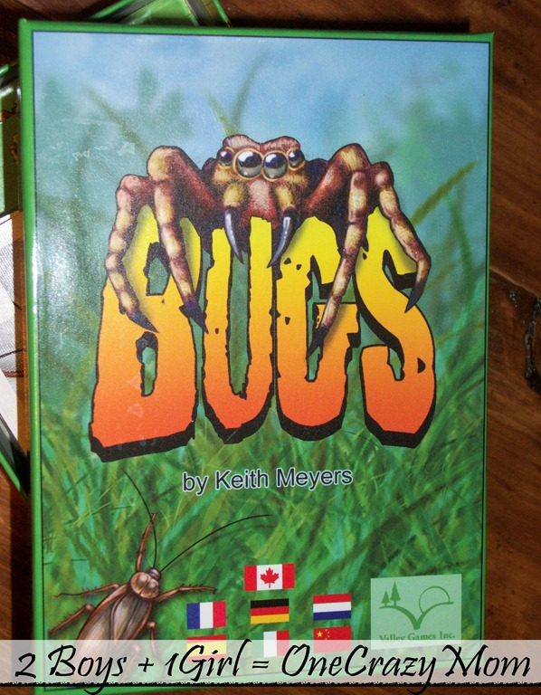 Halloween Trick or Treat with Valley Games Inc. Bugs #Giveaway