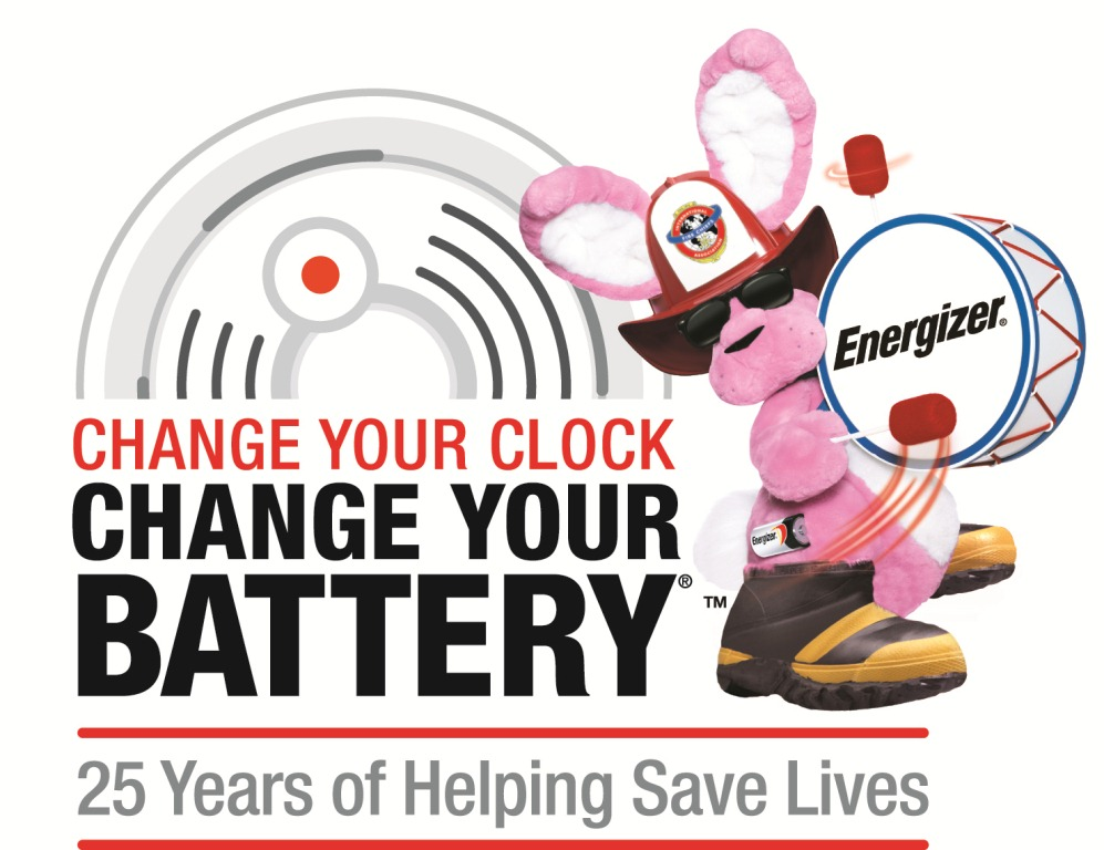 Time Change Facebook: Check Your Smoke Detectors And Enter To Win An Energizer