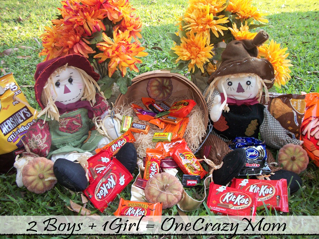 Trick or Treat with Hershey #Giveaway