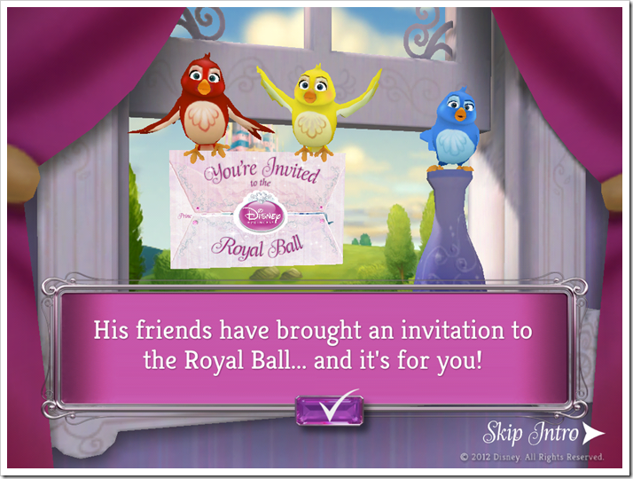 cinderella invitation to the ball template - from drab to fab in time for the cinderella dvd movie