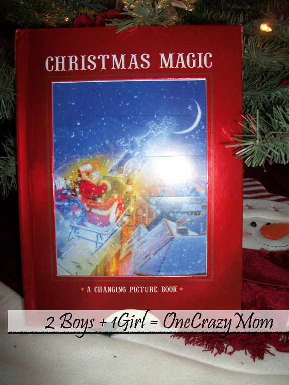 Christmas Countdown Book December 5