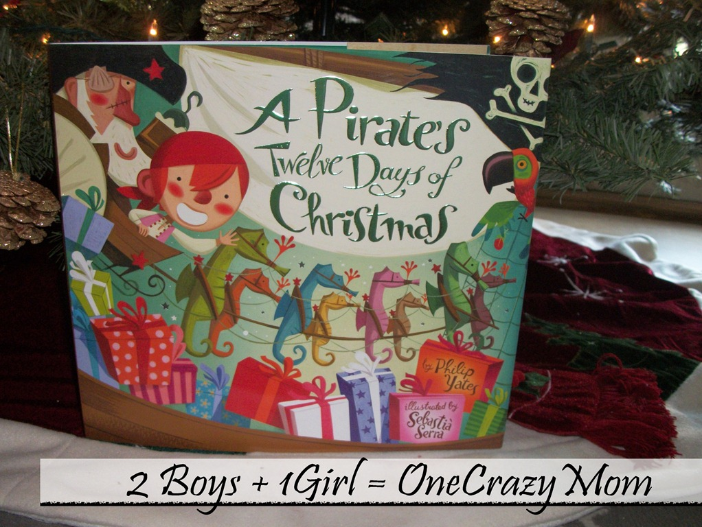 Christmas Countdown Book December 6