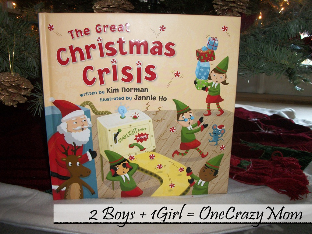 Christmas Countdown Book December 7