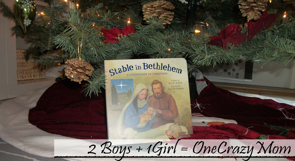 Christmas Countdown Book December 4