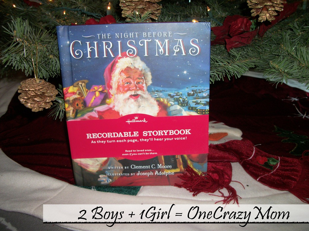 Christmas Countdown Book December 24