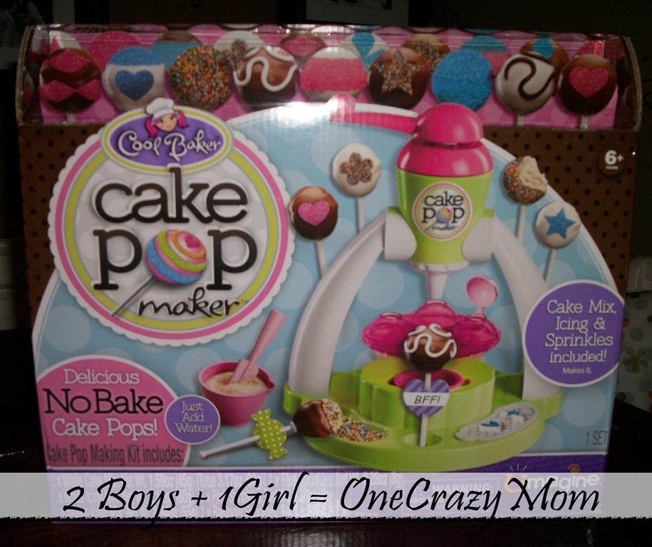 Walmart Ca Cake Pop Maker