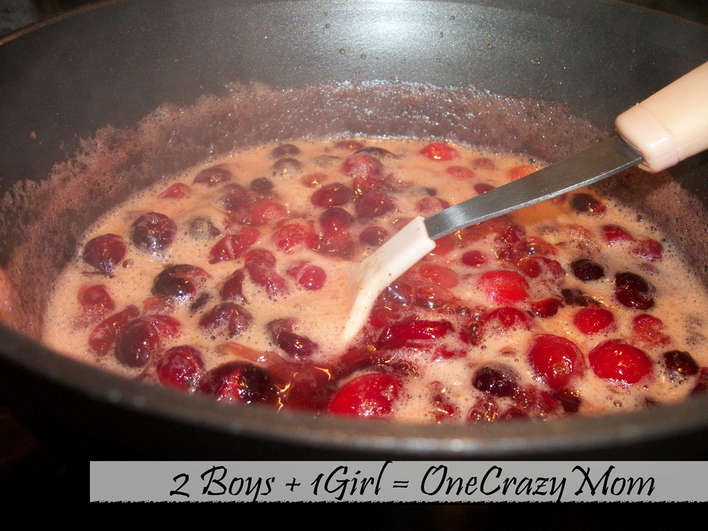 Make your own Cranberry Sauce  Simple #Recipe