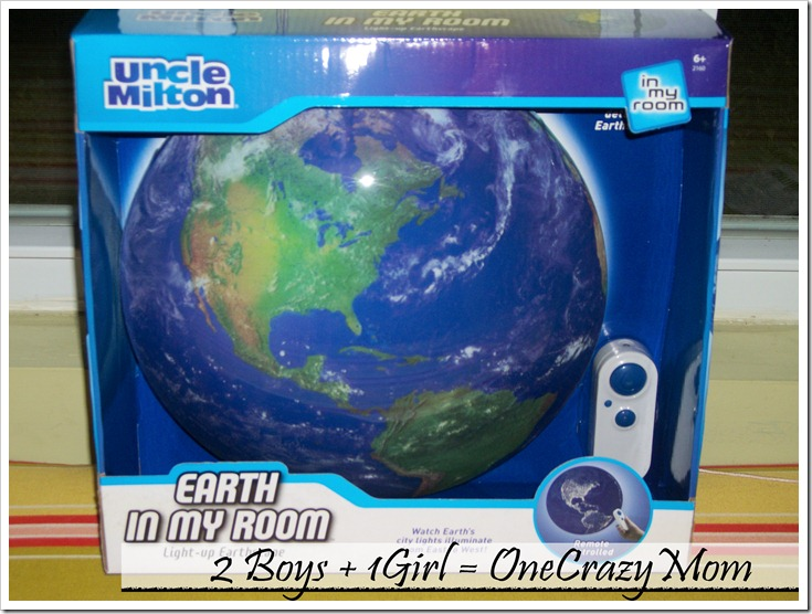 Uncle Milton Earth in your Room
