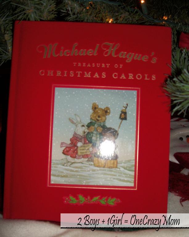 Christmas Countdown Book December 21