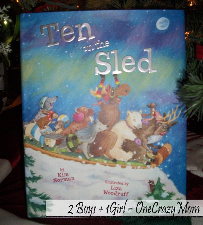 Christmas Countdown Book December 18