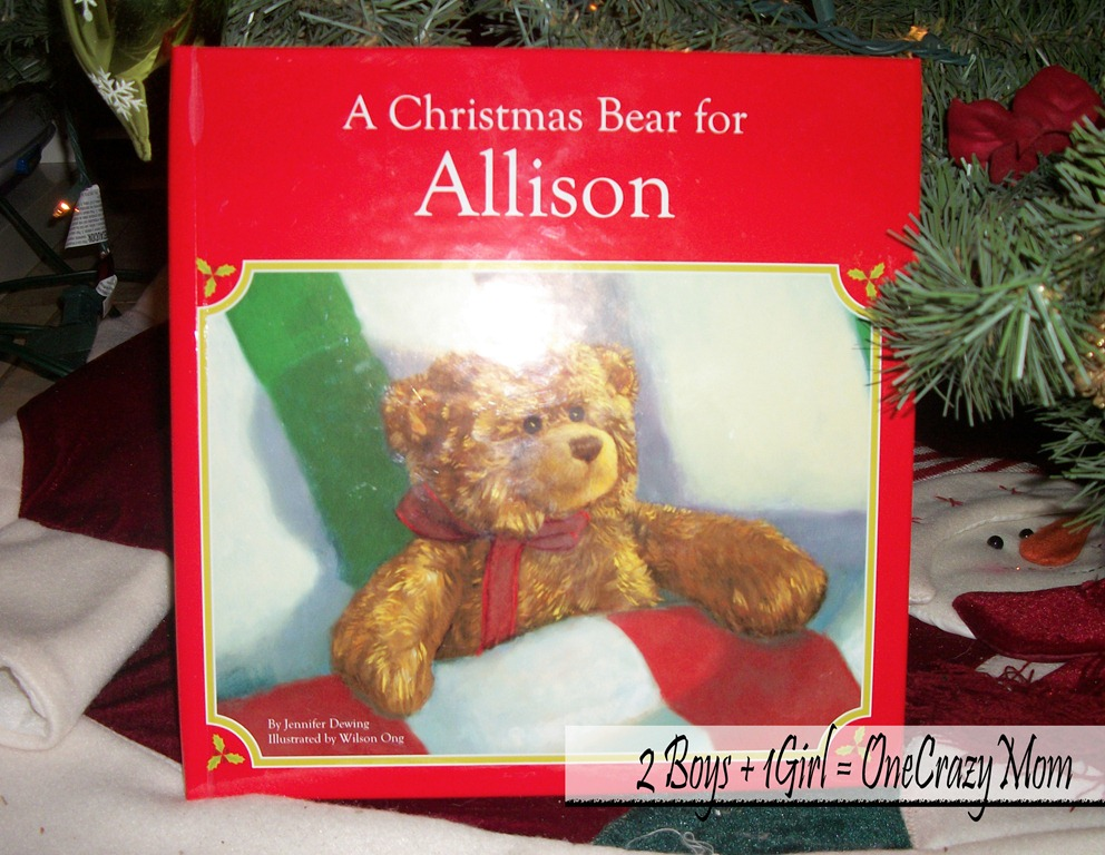Christmas Countdown Book December 17