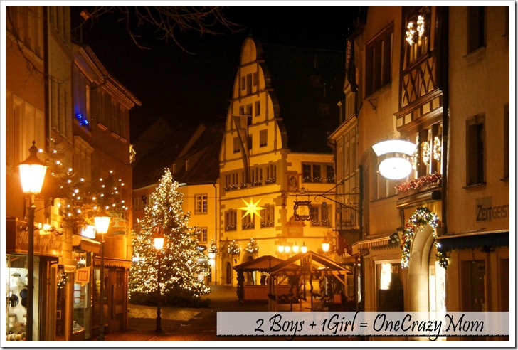 Christmas in Kitzingen Germany