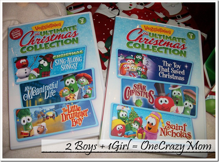 Ultimate Christmas Collection: Enjoy The Holidays With Veggie Tales And Their Ultimate