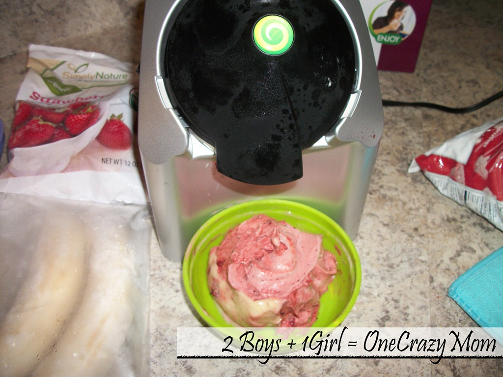 We are absolutely going Nanas over #Yonanas