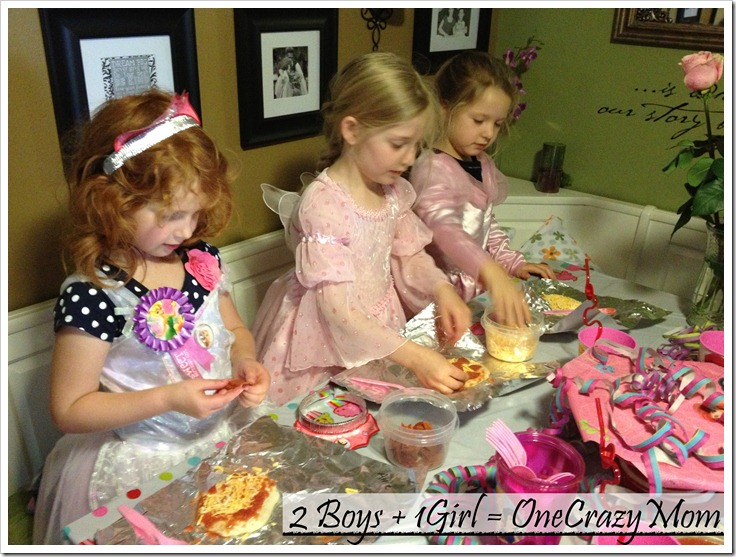 Birthday party fit for a princess #ideas (12)