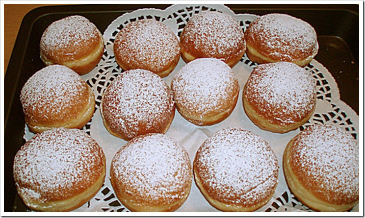 German krapfen