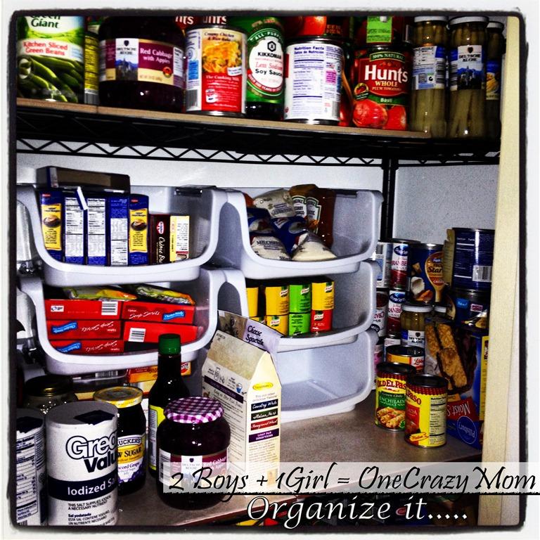 I M So Addicted To Organizing The House Tips 2 Boys 1