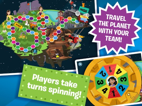 Super fun iPhone, iPad and Kindle Apps from @PBSkids to help your little ones learn through play #free