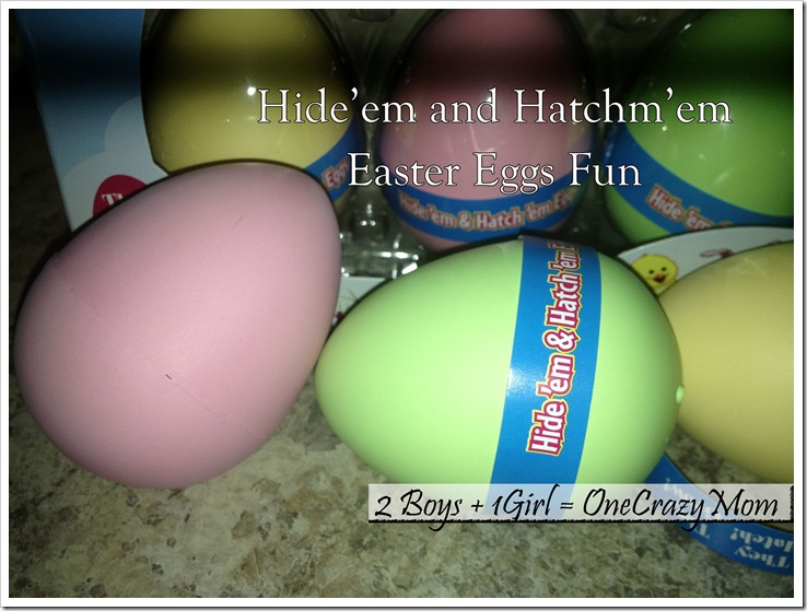 Hide them and hatch them easter eggs 2