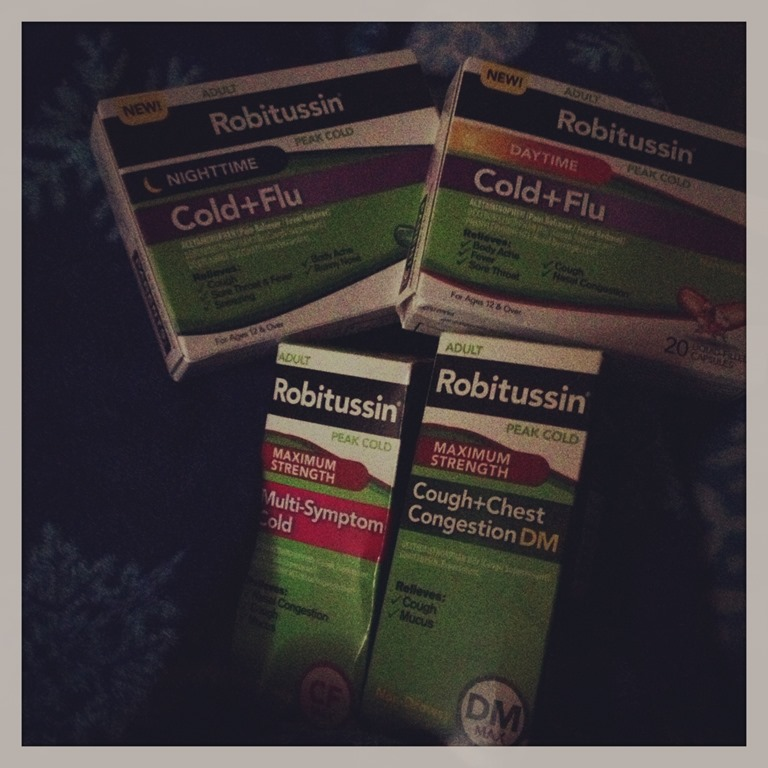 Get well with Robitussin this flu, cold and allergy season #Review