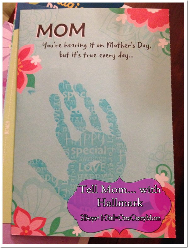 Tell Mom Happy Mother S Day With Hallmark Giveaway 2