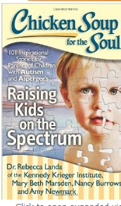 Chicken Soup for the Soul ~ Raising kids on the Spectrum Book #Giveaway